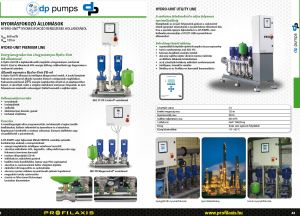 DP Pumps Hydro Unit